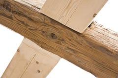 przecinający stary dachowy drewniany zdjęcia royalty free