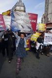 przeciw islamophobie target1297_0_ muslims Obraz Royalty Free