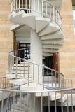 Przeciwawaryjni pożarniczej ucieczki schody Obraz Stock