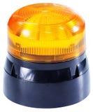 przeciwawaryjny światło - pomarańcze Zdjęcie Royalty Free