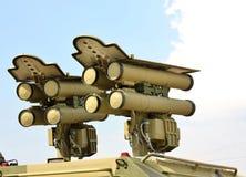Przeciwczołgowy system rakietowy Obrazy Stock