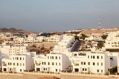 Przedmieście w muszkacie, Oman Zdjęcie Royalty Free