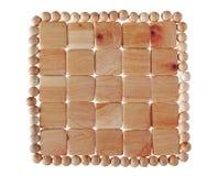 przedmiot drewniany Zdjęcie Stock