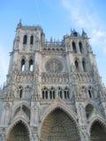przednia katedralny widok Zdjęcie Royalty Free