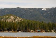 przednia lake własności Obraz Royalty Free