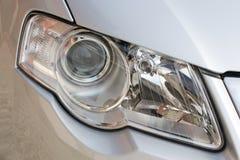 przednie światła samochodu Zdjęcia Royalty Free