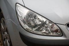 przednie światła samochodu Obrazy Stock