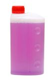 Przedniej szyby płuczki fluid obrazy stock