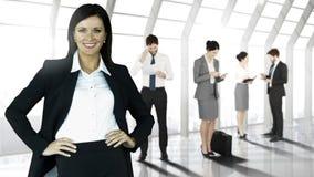 przedsiębiorcy do pracy zdjęcie wideo