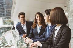 przedsiębiorcy do pracy Zdjęcie Stock