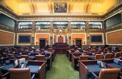 Przedstawiciel sala Utah stanu Capitol Obraz Royalty Free