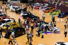 przedstawienie 2008 auto międzynarodowych xtreme Zdjęcie Royalty Free