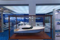 przedstawienie łodzi wydania genuy Italy przedstawienie Zdjęcie Royalty Free