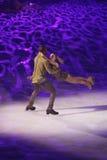 Przedstawienie - wakacje na lodzie Zdjęcia Royalty Free