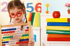 Przedszkolna edukacja Fotografia Stock