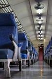 przedziału klasyczny pociąg s obrazy royalty free