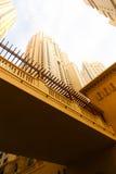 Przegląd Dubaj zdjęcie stock