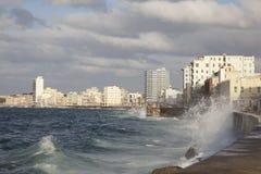Przegląd Hawański, Kuba Obrazy Stock