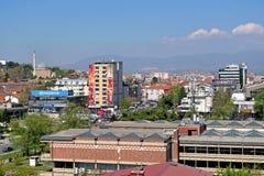 Przegląd miasto zdjęcie stock