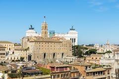 Przegląd Rzym, Włochy obraz stock