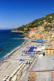Przegląd Sori, Włochy obraz royalty free