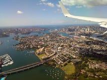 Przegląd, Sydney, Australia obraz royalty free