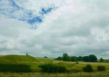 Przeglądać krajobraz zdjęcia royalty free