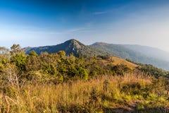 Przegląda od 1200 metrów wzrostów Obraz Royalty Free