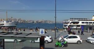 Przegląda ulicy Istanbuł zbiory
