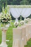 przeglądu przyjęcia ślub obrazy stock