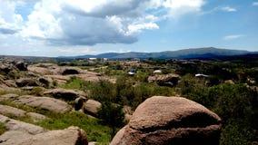 Przegląd dolina Zdjęcie Royalty Free