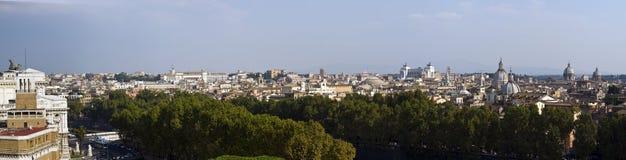 przegląd Rome Zdjęcie Royalty Free