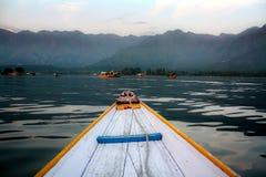 Przegląda jezioro Dal, rejs Zdjęcie Stock