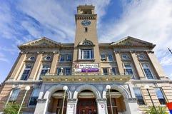 Przegrany narodu teatr - Montpelier urzędu miasta sztuk centrum zdjęcia royalty free