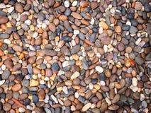 Przejście tekstura z kamienia tłem Zdjęcia Royalty Free
