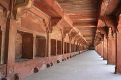 Przejście Agra Fort Zdjęcia Royalty Free