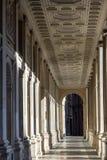 Przejście rzymskie kolumny w Rzym Zdjęcie Stock