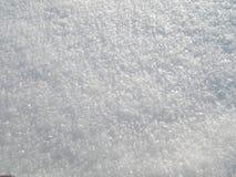 przejazd tła zimy śniegu Fotografia Stock