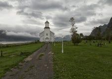 Przejście kościół Zdjęcia Stock