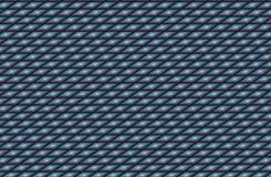 Przekątna rzędy lub prostokąty diamentowy kształt Zdjęcie Royalty Free