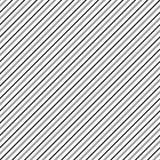 Przekątna wykłada bezszwowego powtarzalnego wzór Pochylony, kosy li, ilustracja wektor