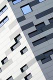 Przekątna wykłada definiować abstrakcjonistycznego nowożytnego architektury tło Obraz Royalty Free