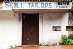 Przekład: drzwi w Goa C i obrazy royalty free