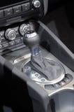 Przekładni samochodowa dźwignia obraz royalty free