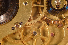 przekładnia zegarek Fotografia Stock