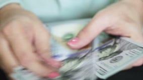 Przekalkulowanie dolary zbiory