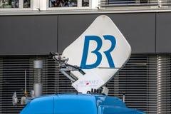 Przekazu przedsięwzięcia Bawarski transmitowanie, BR Obrazy Stock
