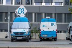 Przekazu przedsięwzięcia Bawarski transmitowanie, BR Obrazy Royalty Free