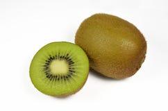 Przekroju poprzecznego kiwi owoc Fotografia Royalty Free