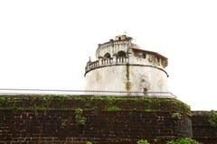 Przelotne spojrzenie Aguada fortu latarnia morska Zdjęcie Royalty Free